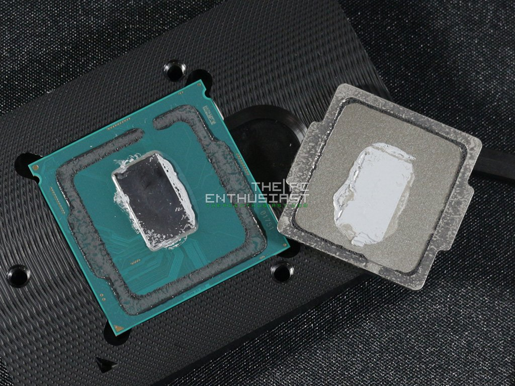 Intel Core i7-9700K Overclocked to 5 5GHz Using Z370 Motherboard and