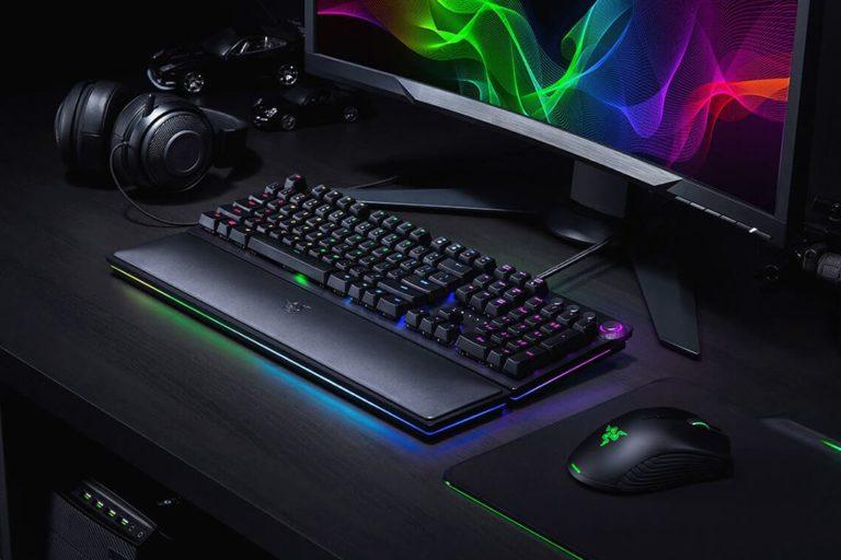 Razer Huntsman (Elite) Keyboard Released – Features Razer Opto-Mechanical Switches