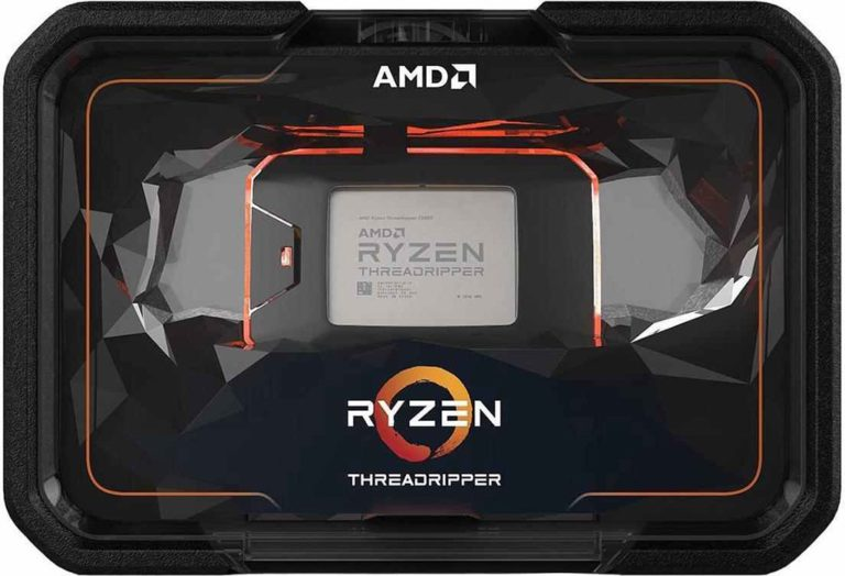 AMD Ryzen Threadripper 2990WX 32-Core 64-Thread CPU Gets Listed On Newegg for $1800 USD