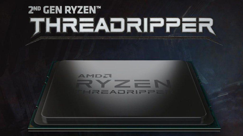 AMD Ryzen Threadripper 2990WX Faster than Intel's Core i9