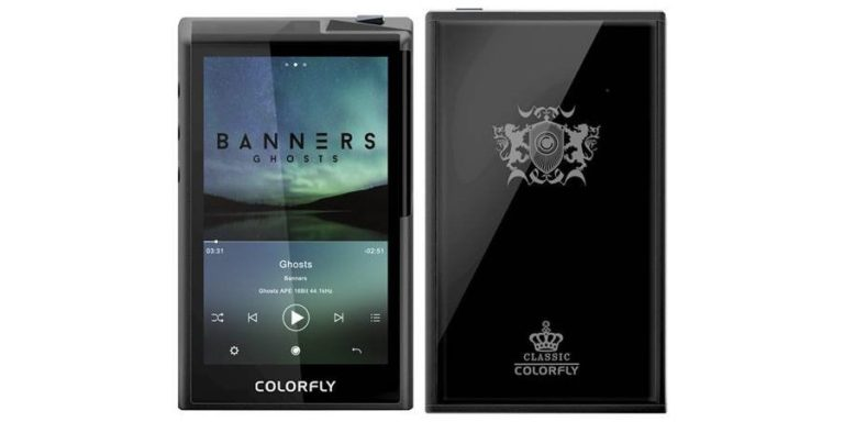 Colorfly Pocket HiFi U8 Portable Digital Audio Player Announced – See Features and Specifications