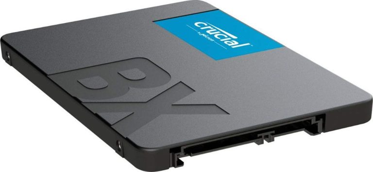 Crucial BX500 SSD – Cheap But Reliable SSD Now Available