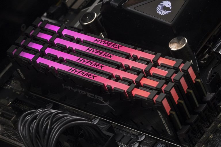 HyperX Predator RGB DDR4 Memory Review – Keep Those RGB Synchronized with IR