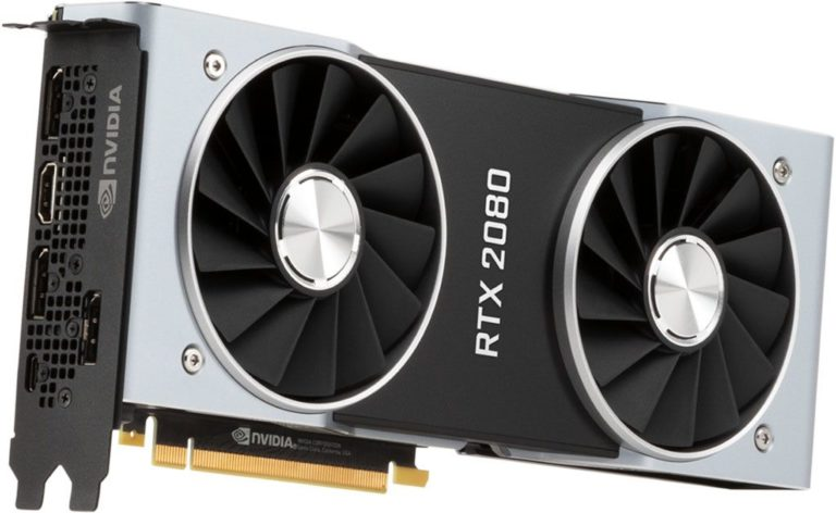 NVIDIA GeForce RTX 2080 Graphics Card Released – Features, Specs, Price and Availability