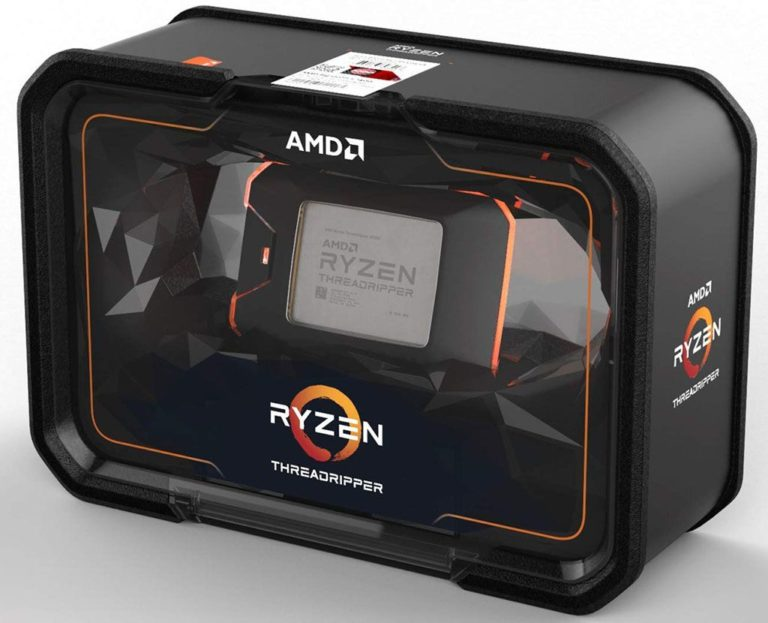 AMD Ryzen Threadripper 2950X Processor Now Available to Oder