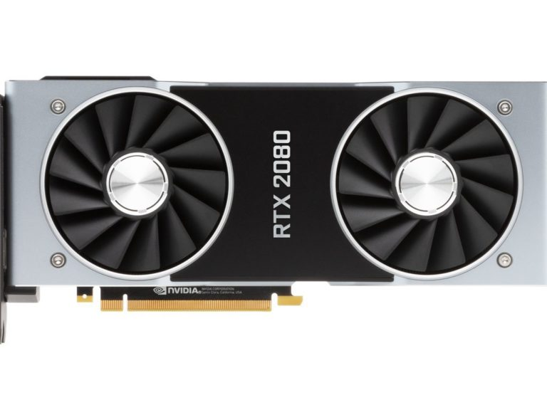 NVIDIA GeForce RTX 2080 Founders Edition Review – RTX Off and DLSS Disabled For Now