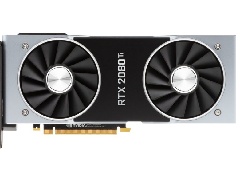 NVIDIA GeForce RTX 2080 Ti Founders Edition Review – Finally The Graphics Card for 4K Gaming!