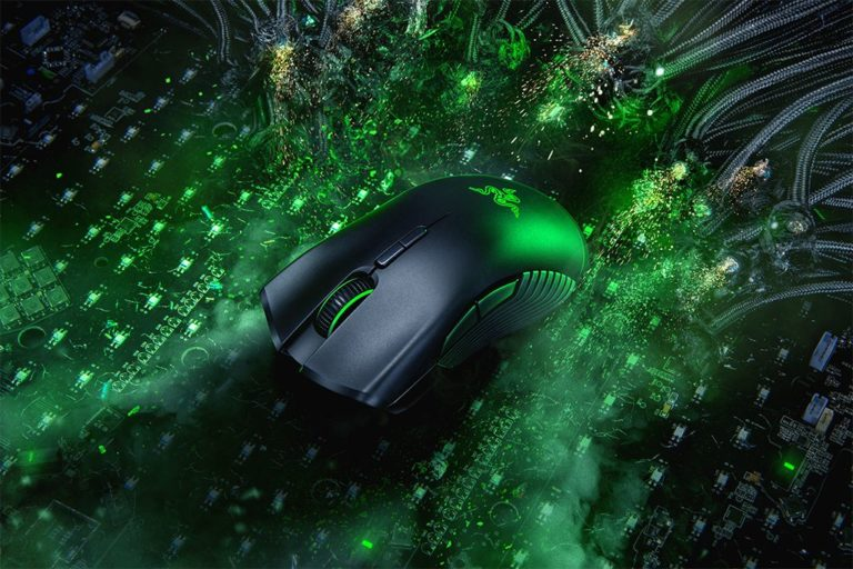 Razer Mamba Wireless Gaming Mouse Unleashed – See Features, Specs and Price
