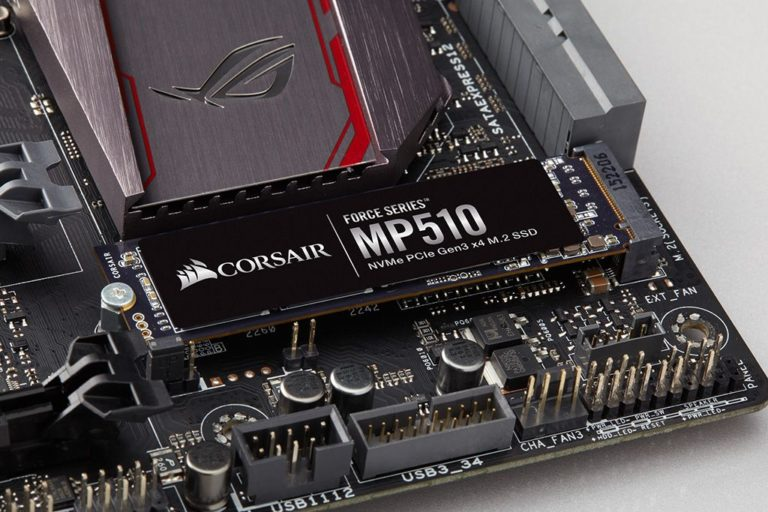 Corsair Force M510 M.2 PCIe NVMe SSD Now Available – See Features, Specs, and Price
