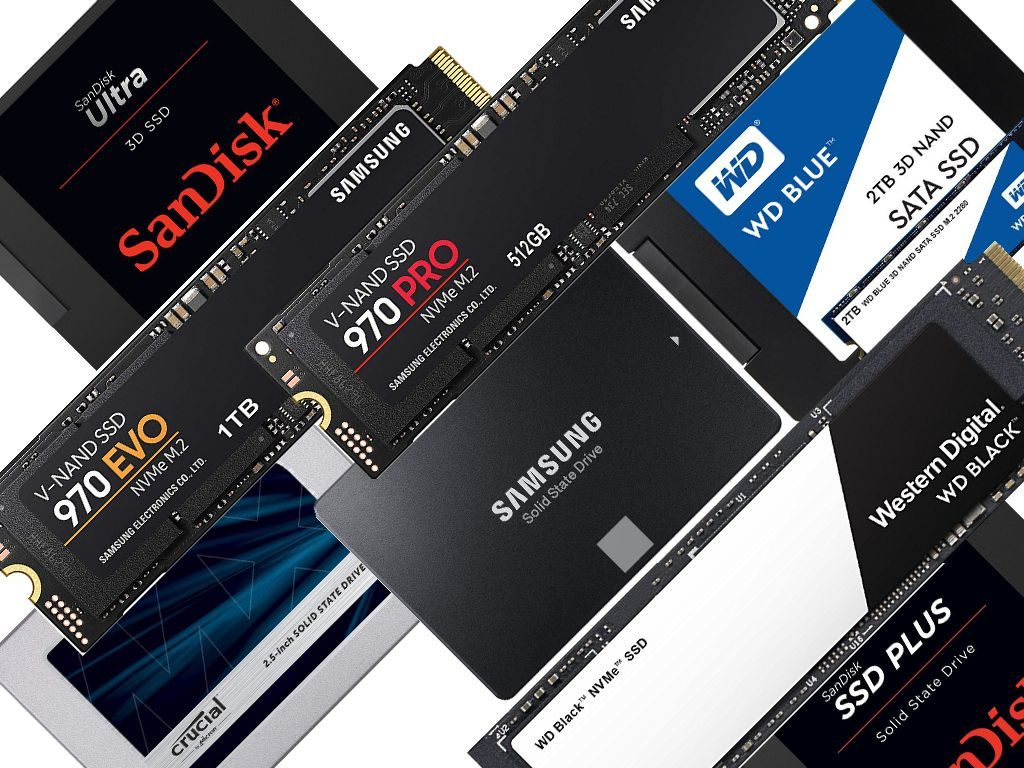 Best SSD (SATA and M 2 NVMe) to Buy this Black Friday and
