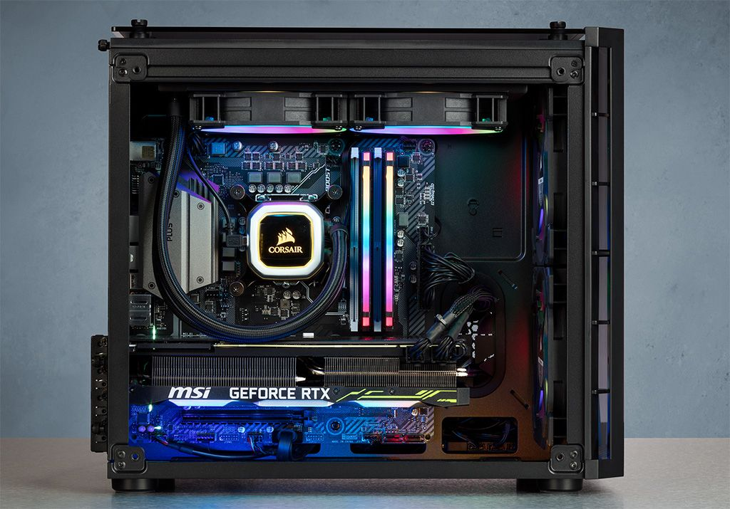 Corsair Vengeance 5180 Gaming PC Unleashed – See Features, Specs and