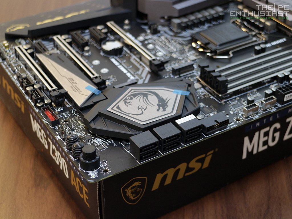 MSI MEG Z390 ACE Motherboard Review - Very Nice! - Page 2 of 7