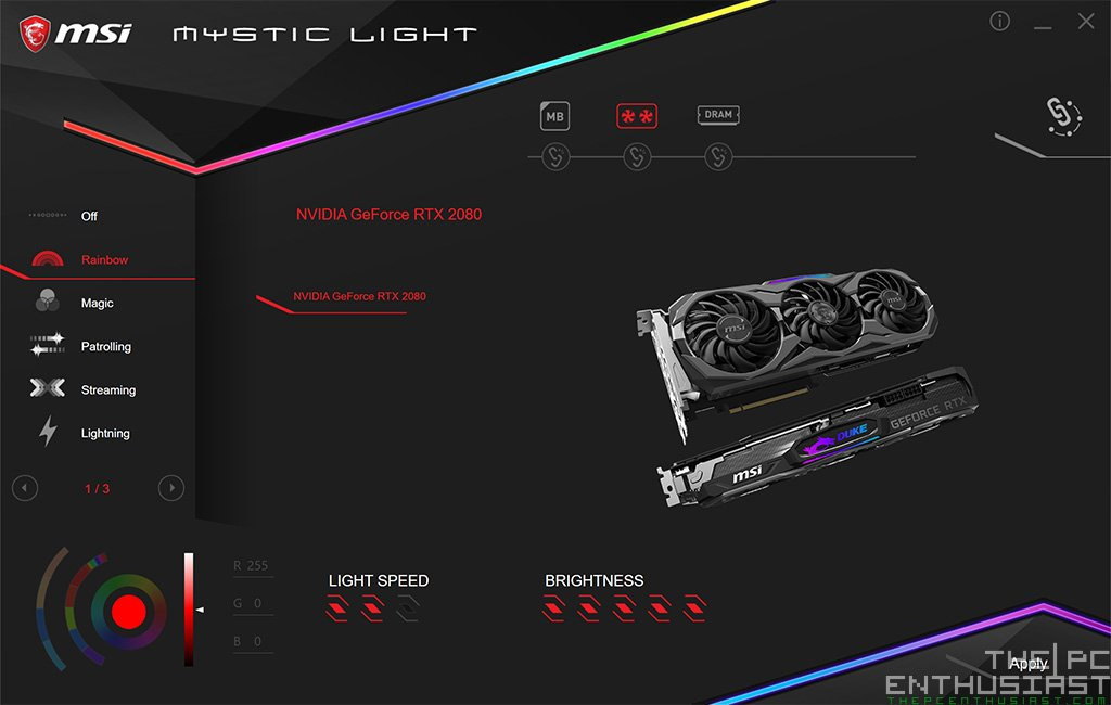 MSI MEG Z390 ACE Motherboard Review - Very Nice! - Page 3 of