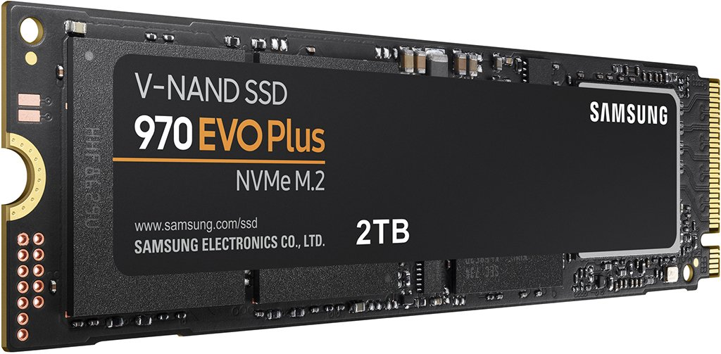 Samsung 970 EVO Plus M.2 NVMe SSD