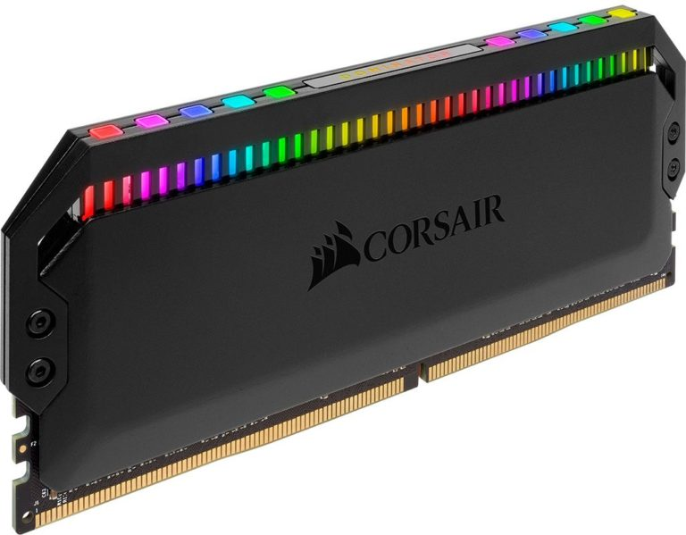 Corsair Dominator Platinum RGB DDR4 Memory Now Available – See Features, Specs and Price
