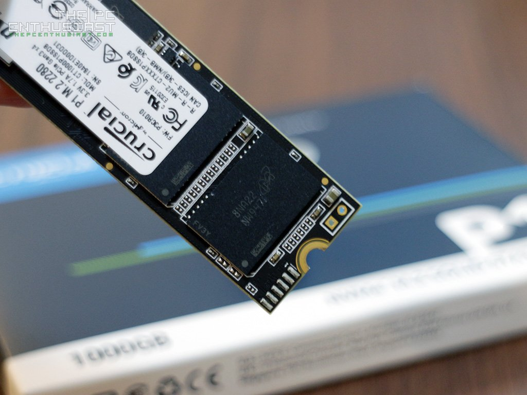 Crucial P1 M 2 NVMe SSD 1TB and 500GB Review - Budget NVMe