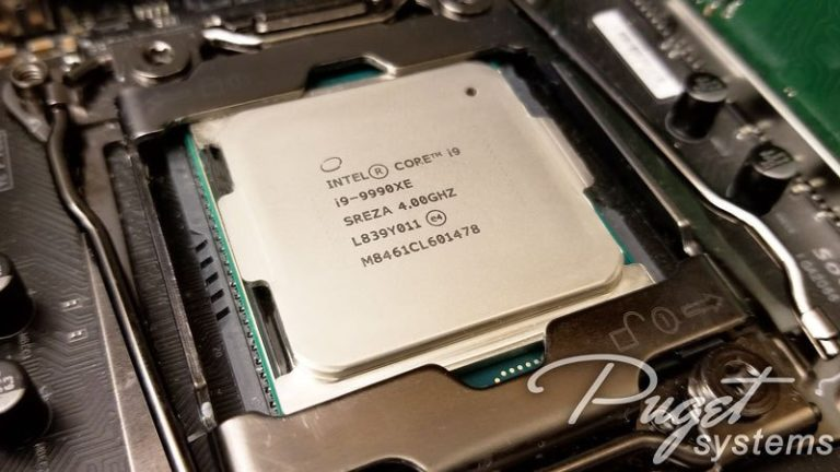 Intel Core i9-9990XE LGA2066 HEDT Processor Specs and Benchmarks Surfaced