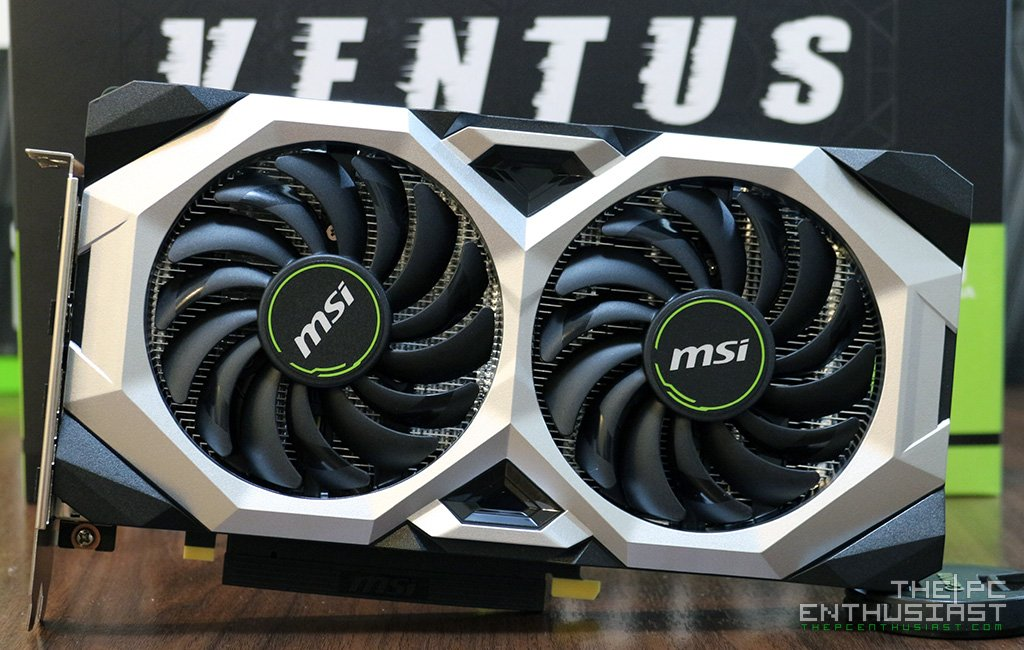 MSI GeForce RTX 2060 Ventus 6G OC Graphics Card Review