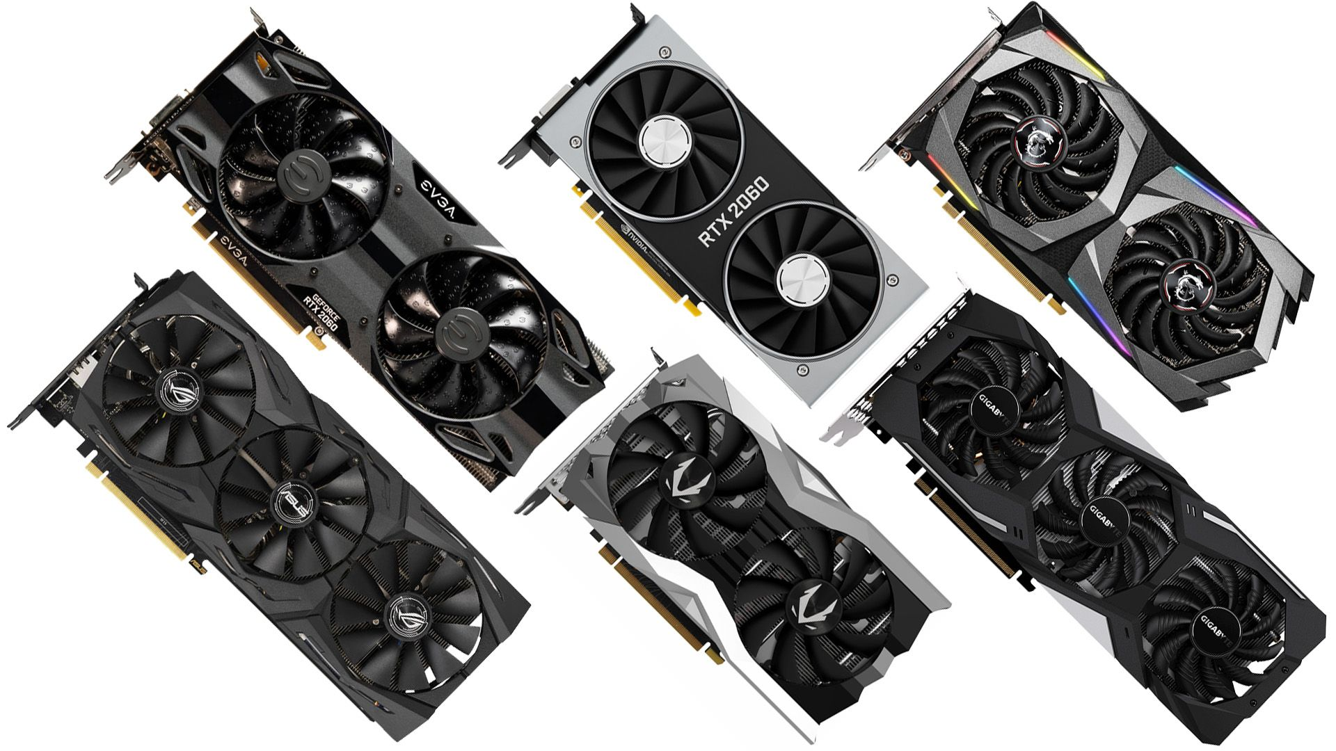 GeForce RTX 2060 Compared - Which One is The Best RTX 2060 For You