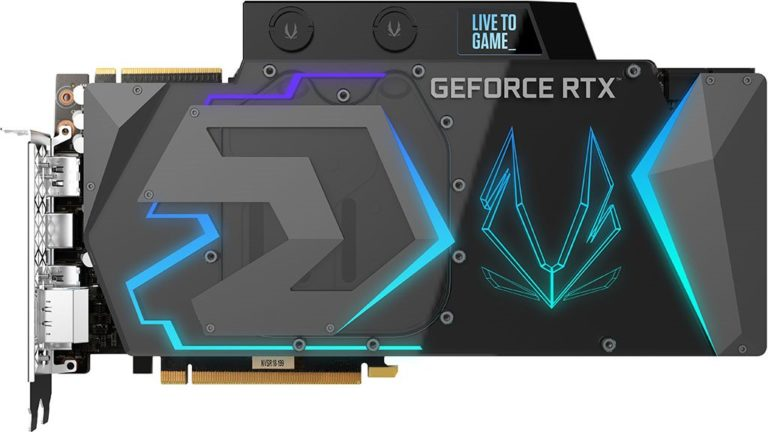 Zotac GeForce RTX 2080 Ti ArcticStorm Graphics Card Unleashed