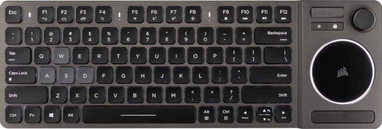 """Corsair K83 Wireless Keyboard """"Lounge Wizard"""" Released – See Features, Specs and Price"""