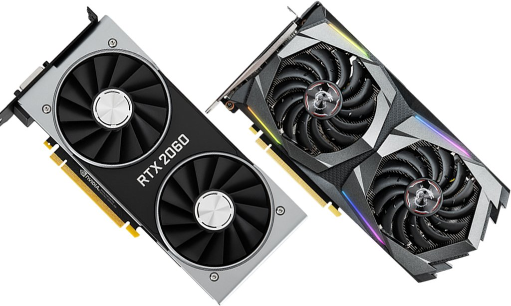 GeForce GTX 1660 Ti vs RTX 2060 - Which One to Buy? Featuring MSI