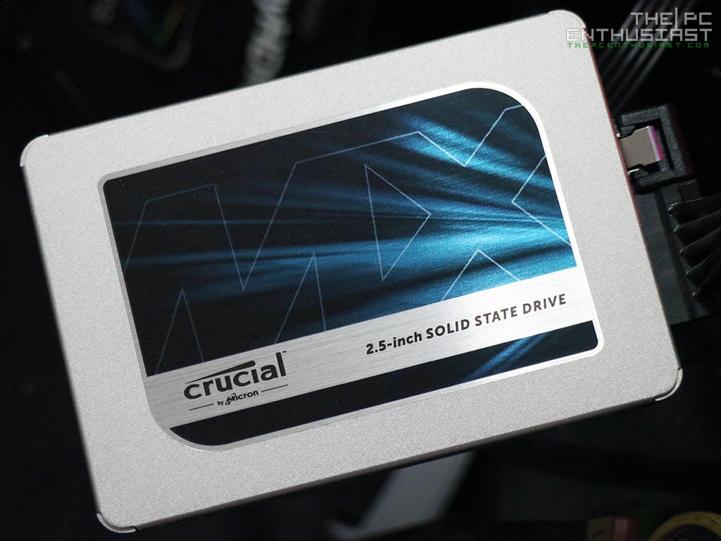 Crucial MX500 2TB SSD Review - A Good Value SSD? - Page 5 of