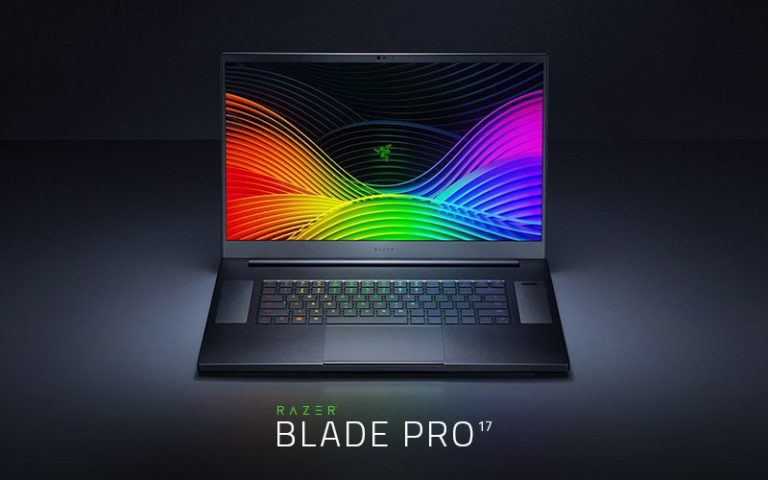 Razer Blade Pro 17 Gaming Laptop 2019 Unleashed – Features 9th Gen Intel CPU and GeForce RTX GPU