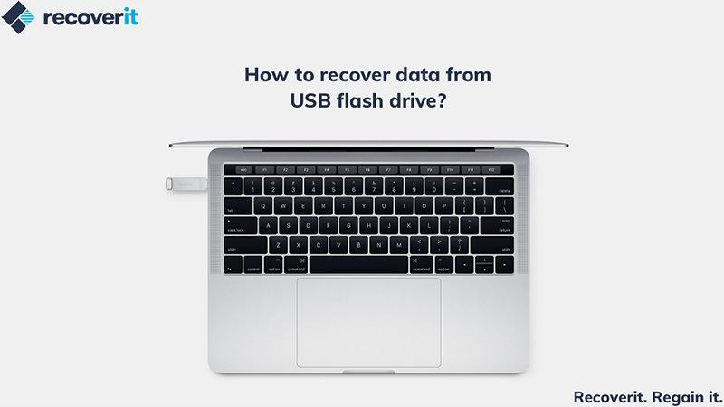 Steps To Recover Your Files From A Corrupted USB Drive