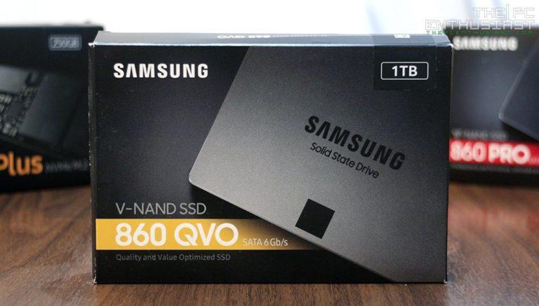 Samsung 860 QVO vs 860 EVO vs 860 PRO: 1TB SSD Comparison – Which One Should You Buy?