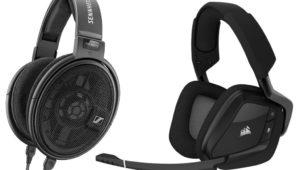 Gaming Headsets vs Regular Headphones