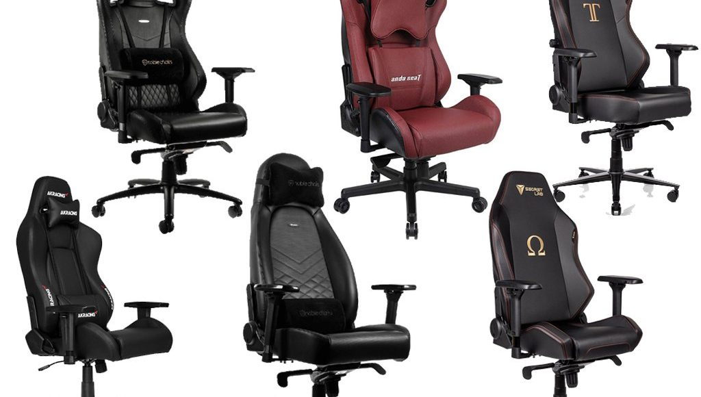 most comfortable best gaming chairs