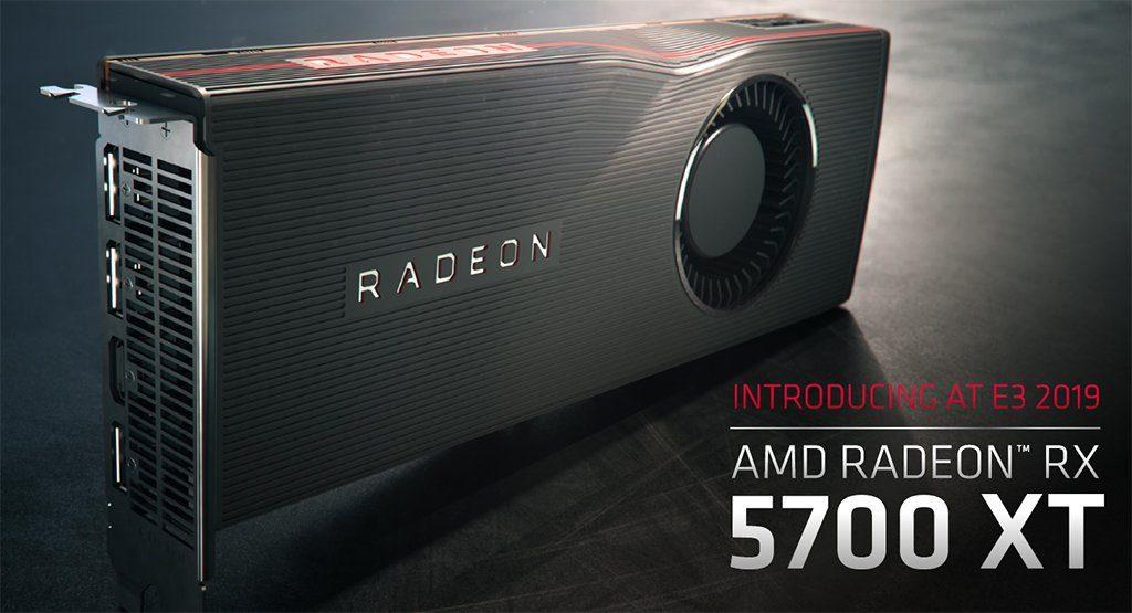 AMD Radeon RX 5700 XT Announced