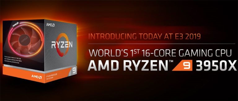 AMD Ryzen 9 3950X 16-Core Gaming CPU Unleashed – See Features, Specs and Price