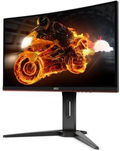 AOC CQ32G1 curved gaming monitor