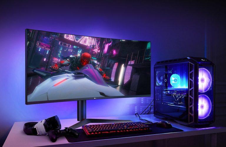 LG UltraGear Nano IPS NVIDIA G-Sync Gaming Monitor Unleashed – LG 38GL950G and 27GL850