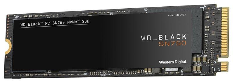 WD Black SN750 Review Comparison