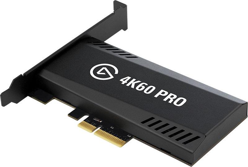 Elgato 4K60 Pro MK 2 Capture Card Released – Captures 4K HDR