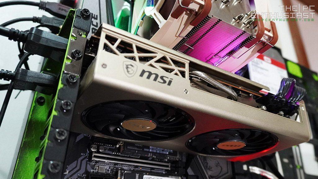 MSI RX 5700 XT EVOKE OC Review
