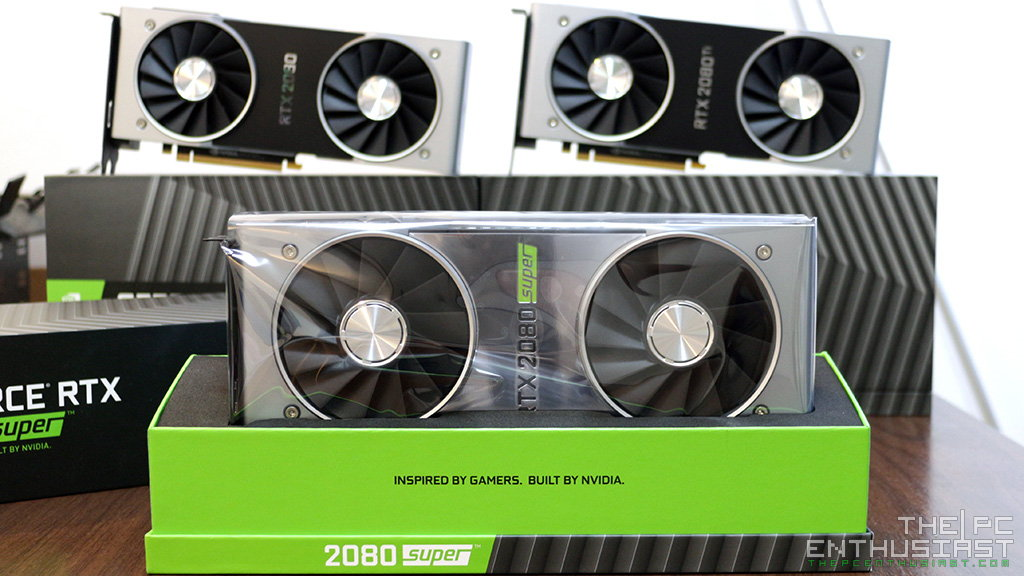 NVIDIA GeForce RTX 2080 Super Founders Edition Review - For