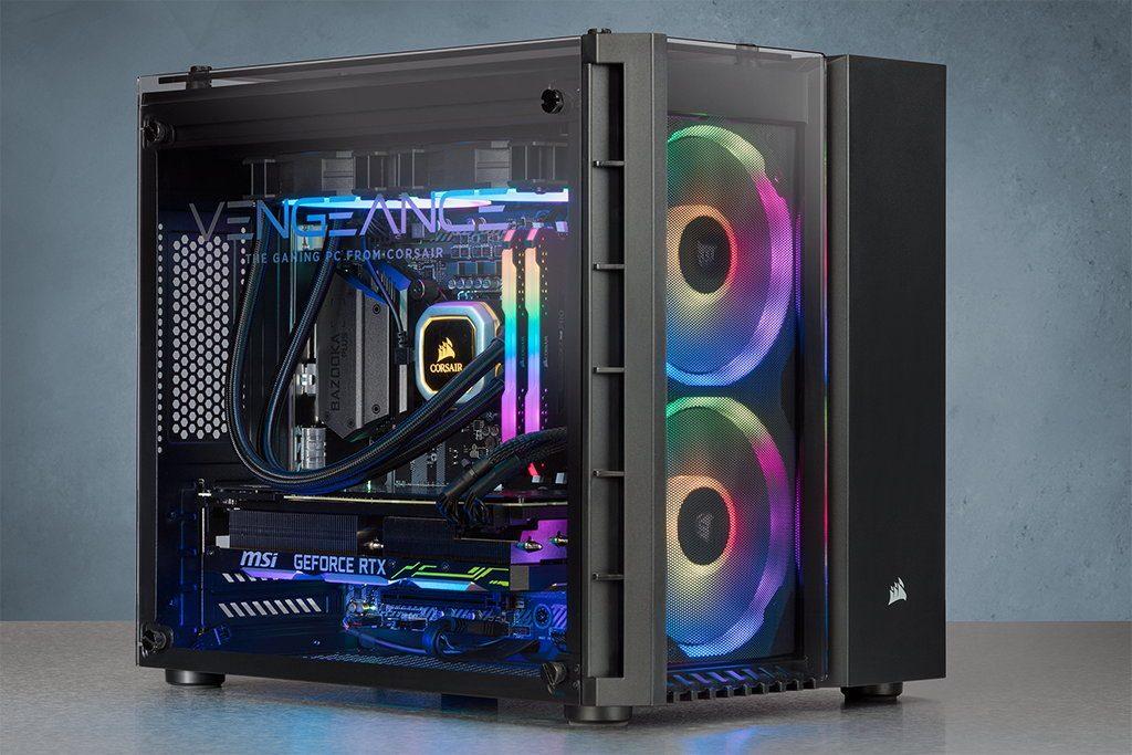 Corsair Vengeance 5185 Gaming Desktop PC