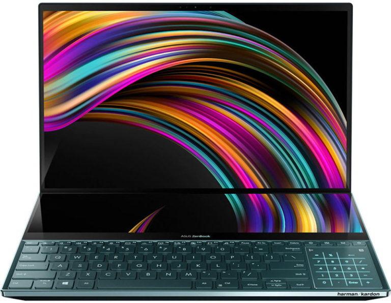 Best Dual Screen Laptop You Can Buy Today? – Asus ZenBook Pro Duo UX581
