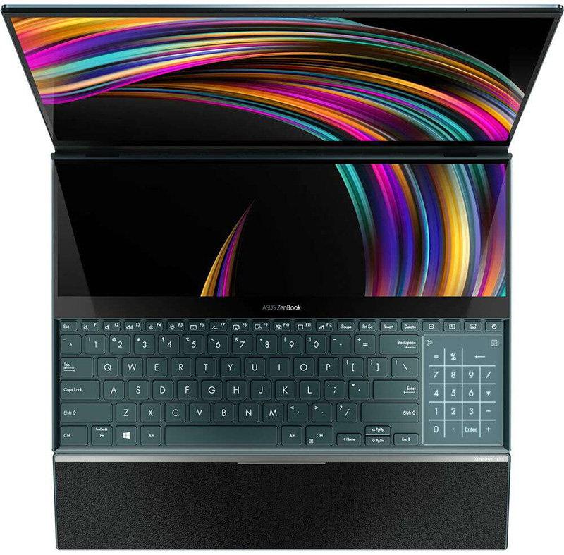 华硕ZenBook Pro Duo双屏笔记本电脑-04