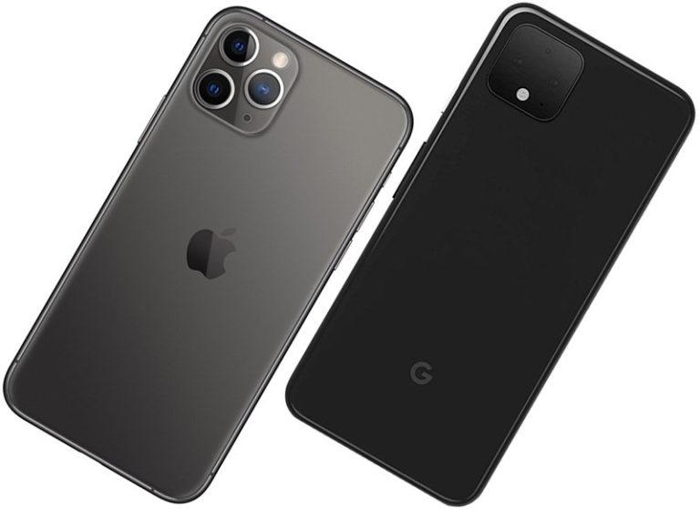 Google Pixel 4 vs iPhone 11 (Pro Max) – Specs, Features, Price Comparison