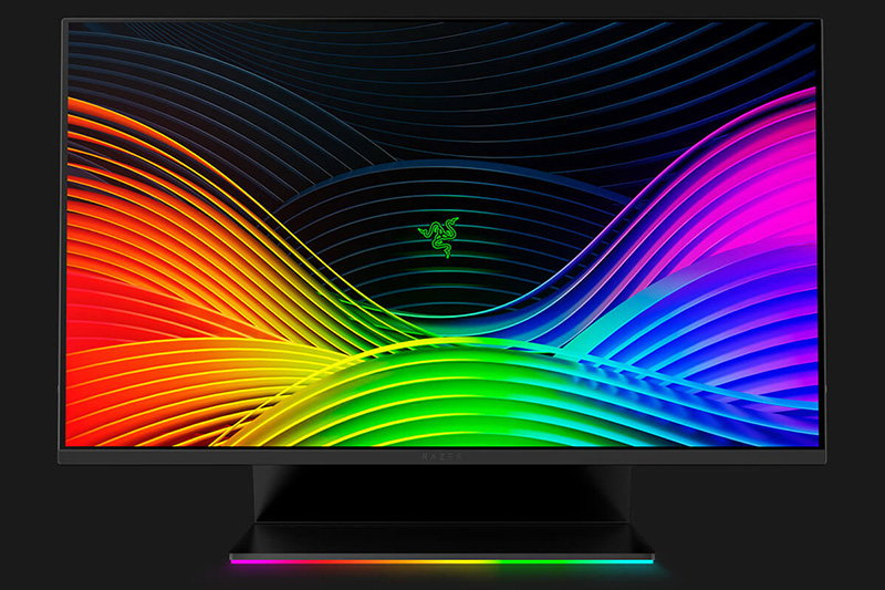 razer raptor gaming monitor reviewed