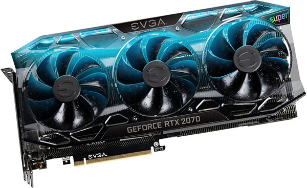 Best EVGA GeForce RTX 2070 Super FTW3 Ultra+