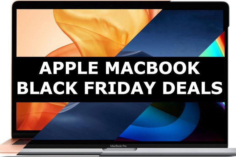 Best MacBook Black Friday Deals 2019