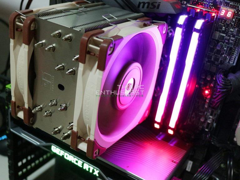 Noctua NH-U12A CPU Cooler Review – Best CPU Air Cooler?