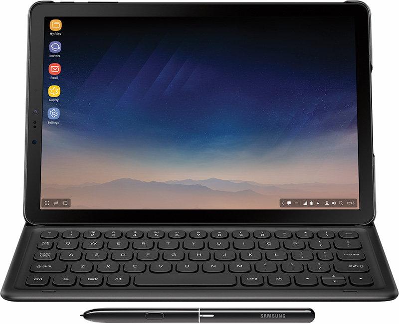 Samsung Galaxy Tab S4 tablet pc