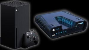 Sony PS5 vs Xbox Series X console